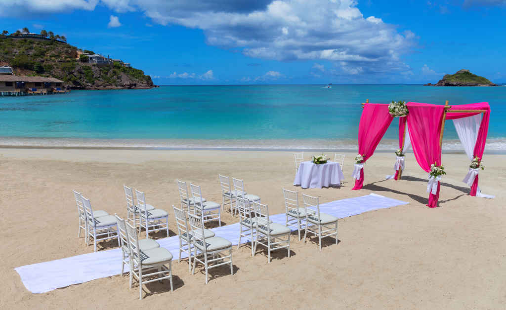 Royalton Antigua Wedding Location